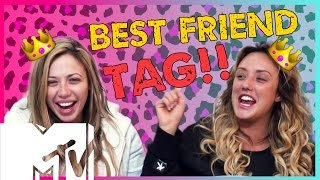 GEORDIE SHORE SEASON 12 | BEST FRIEND TAG: CHARLOTTE AND HOLLY | MTV
