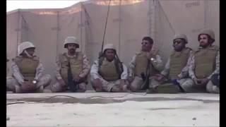 فيديو لجنود مرابطين في الحد الجنوبي ينشدون: