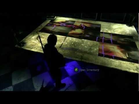 Silent Hill: Downpour-сайд кв. Коллекционер искусства (The Art Collector)