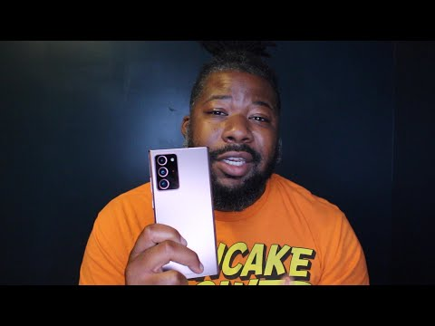 Samsung Galaxy Note 20 Ultra Impressions