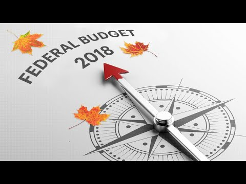 Budget 2018: What You Need to Know