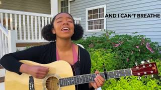 """""""I Can't Breathe"""" a song for George Floyd and other victims - By Chloë Nixon  -  #blacklivesmatter"""