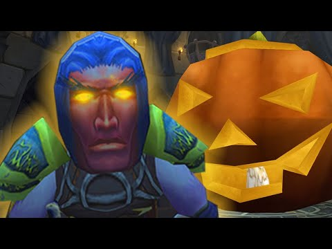 The Hallow's End Spooktacular | Rogue 1 - 60 | World of Warcraft Classic thumbnail