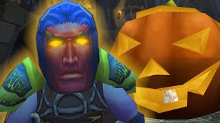 The Hallow's End Spooktacular | Rogue 1 - 60 | World of Warcraft Classic