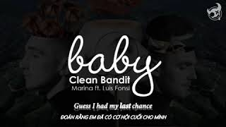 Baby clean bandit Marina ft.Louis fonsi WhatsApp status Video