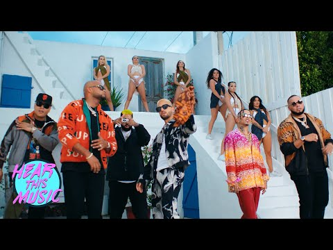 Aloha - Maluma X Beéle x Rauw Alejandro x Darell x Dj Luian & Mambo Kingz ( )