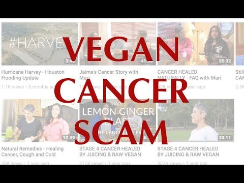 """Woman Who """"Cured"""" Cancer with Veganism Dies...of Cancer"""