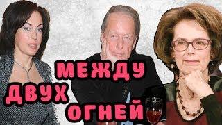 """От одной жены к другой: """"грязное белье""""  Михаила Задорнова выставили напоказ!"""
