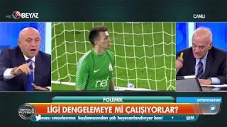 (..) Beyaz Futbol 29 Ekim 2017 Kısım 3/4 - Beyaz TV