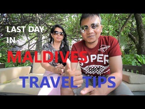 Last VLOG | Maldives Travel Tips for Indian Couple's 💕 |
