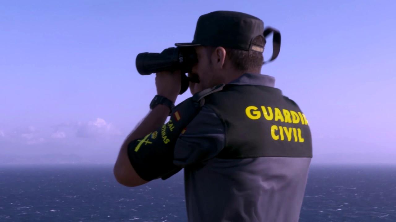 Au cœur des douanes, Espagne: la garde maritime est sur le coup !