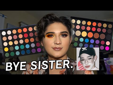 Unleash your inner lawsuit 😍   James Charles vs. Wet n Wild   Comparison and Review thumbnail