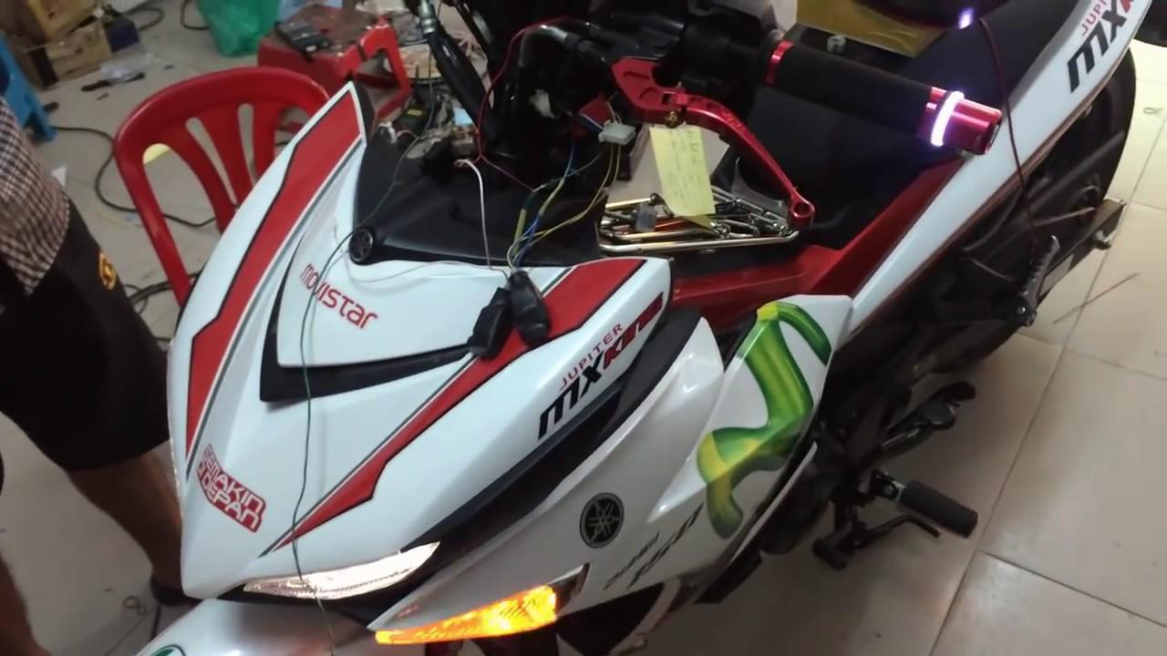 Hướng dẫn chạy xe côn tay Exciter 150 an toàn, 203, Uyên ...