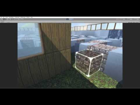 Custom Voxel Engine Unity Test
