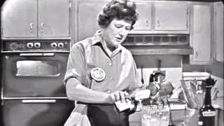Julia Child The French Chef- French Crepes Ii