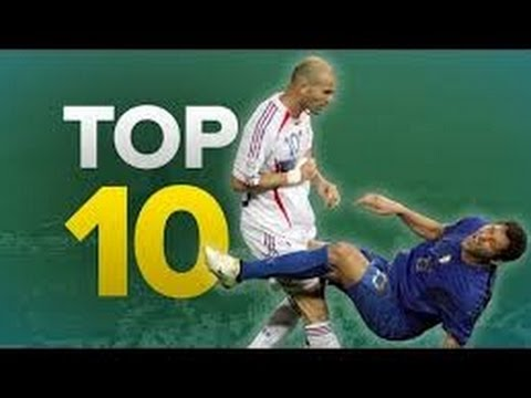 The World Top 10 Most Shocking Moments In World Cup History