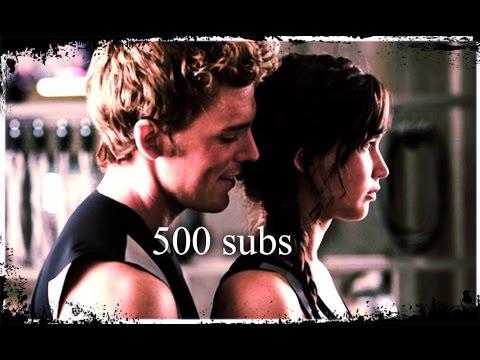 katniss & finnick ;; dark horse 500 subs