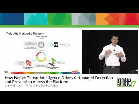 How Native Threat Intelligence Drives Automated Detection and Prevention Across the Platform