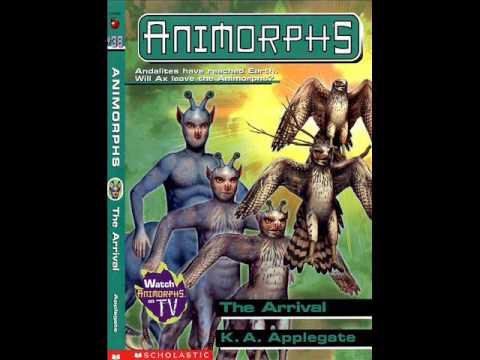 animorphs book list youtube