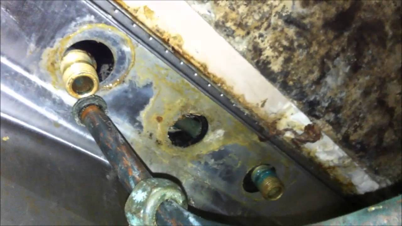 Reemplazando llaves de fregadero youtube for Llaves para fregadero