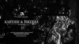 3 Art Studio I Karthik ~ Nikitha I Engagement I 2020