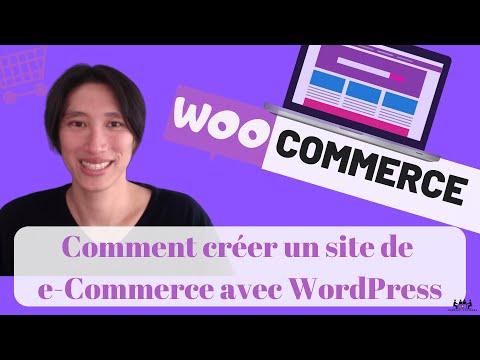 Tuto WooCommerce : Comment créer un site de eCommerce avec WordPress ? 🛒🛍 thumbnail