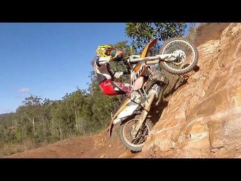 AARON BECOMES AN ADDICT: a cross training ride (motovlog #4)