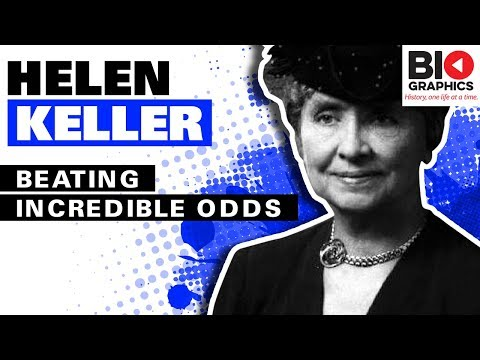 Helen Keller: Beating Incredible Odds