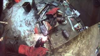 Scrap Iron To High Carbon Knife-1-blister Steel