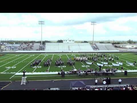 "Tom C Clark - Hornet Band Invitational 2012 ""Shift"""