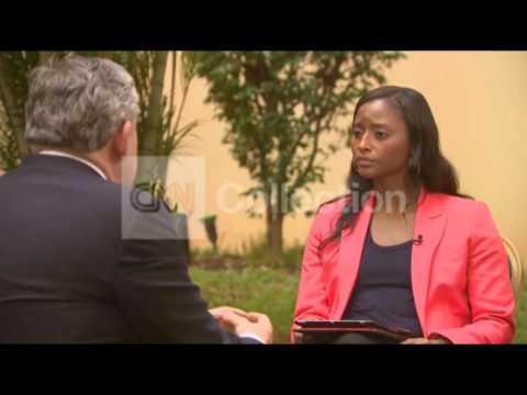 GORDON BROWN-GIRLS NO LONGER IN NIGERIA