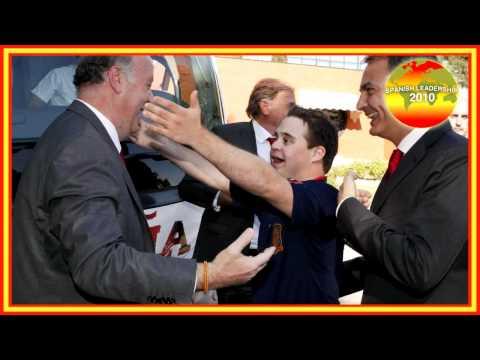 El humilde liderazgo de oro de Vicente y Alvaro del Bosque el júgador número 6