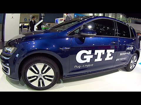 volkswagen golf gte 2016 2017 hybrid exterior interior youtube. Black Bedroom Furniture Sets. Home Design Ideas