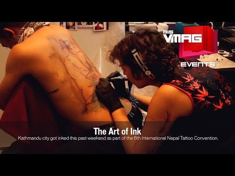 The Art of Ink — 6th International Nepal Tattoo Convention