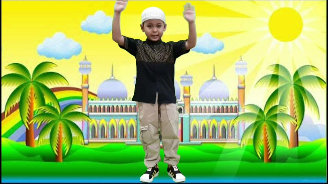 Lomba menyanyi lagu Bulan Hijriyah versi Nussa Rara   YouTube