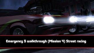 Прохождение Emergency 3 (Миссия-4) Уличные гонки(На улицах города проходит нелегальная гонка. Видать, кто-то из Need For Speed игрой ошибся... Хорошо — не из Carmageddon...., 2016-11-20T06:36:13.000Z)