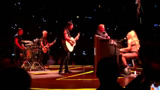 Repeat youtube video U2 feat. Lady Gaga - Ordinary Love - New York City, Night 5 - July 26th 2015