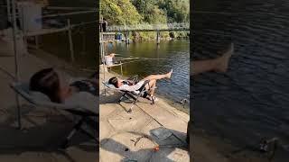 Приколы на рыбалке Лучшее видео про рыбалку Go Fishing Tik Tok shorts