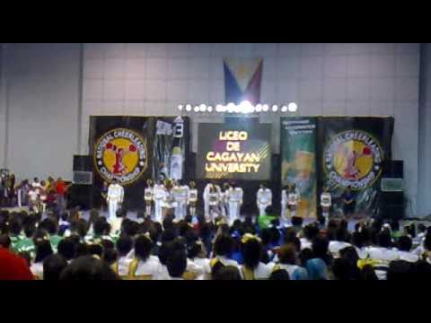 liceo de cagayan pep squad history The ateneo de manila university press is a university press and the official publishing house of ateneo de manila the national book award for history.