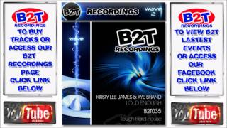 B2T035 Kirsty lee James & Kye Shand - Loud Enough