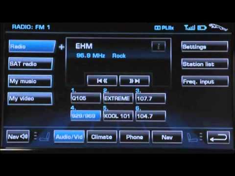 How to Use Your Jaguar's Audio System