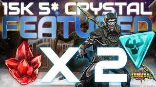 Double Featured 5-Star Opening & Corvus Awakening? | Marvel Contest of Champions