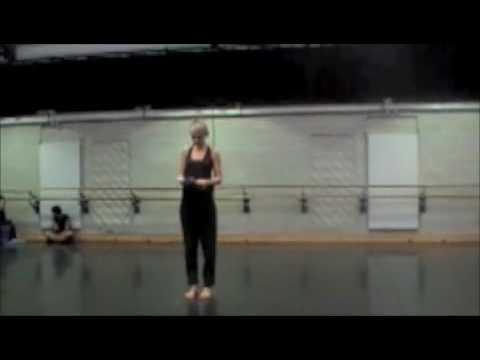 Musical Theatre Course London '09 final performance part 4