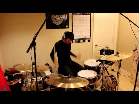 The Weeknd - Earned It (Fifty Shades of Grey) - Drum Cover by Kenneth Wong