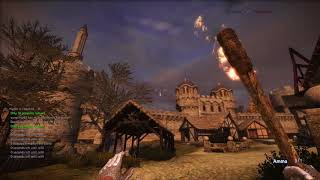 Chivalry: Medieval Warfare Team Objective On Ps4 Part 1