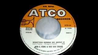 Ben E King & Dee Dee Sharp - Whatcha Gonna Do About It ♥ღ♥