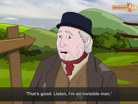 The Invisible man summary animated 9-12 Iping Reinvaded - YouTube