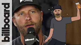 """Dierks Bentley: How a Drunk Plane Ride Got """"What The Hell Did I Say"""" Made I Billboard"""