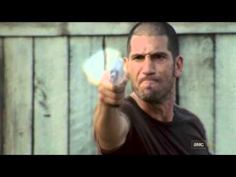 The Walking Dead - Shane Kills Hershel's Walkers