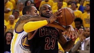 NBA Hardest Fouls